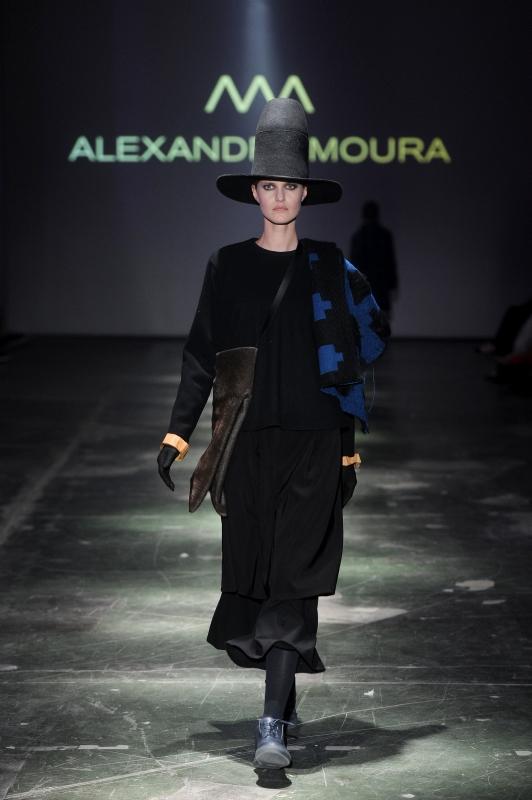 scena z: pokaz Aleksandry Moury, fot. AKPA