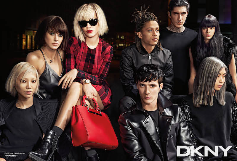 DKNY_Fall2014_WeAreNYC_RitaOra