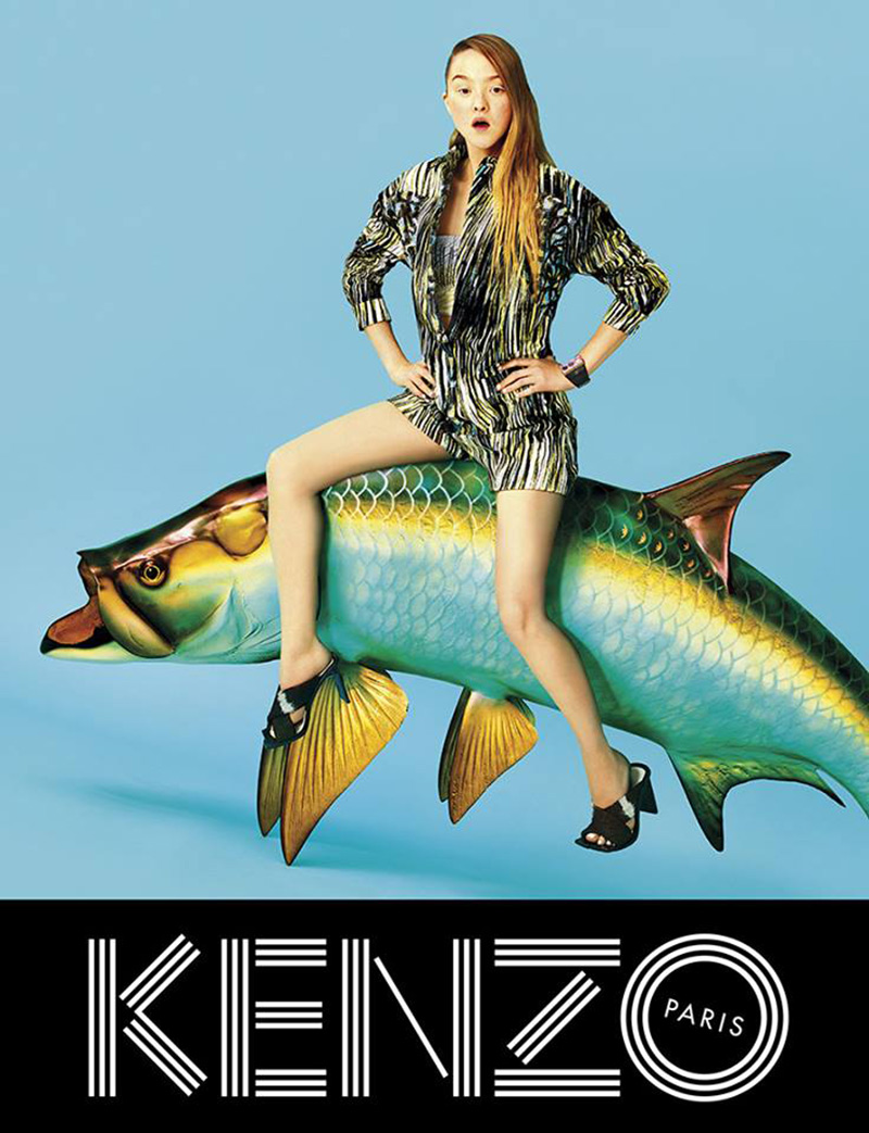 Kenzo-SS14-campaign-03