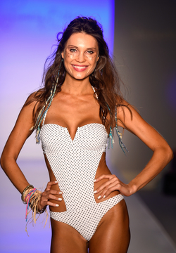 Frankie's Bikinis - Runway - Mercedes-Benz Fashion Week Swim 2015