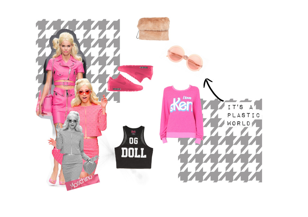 barbie steal the look