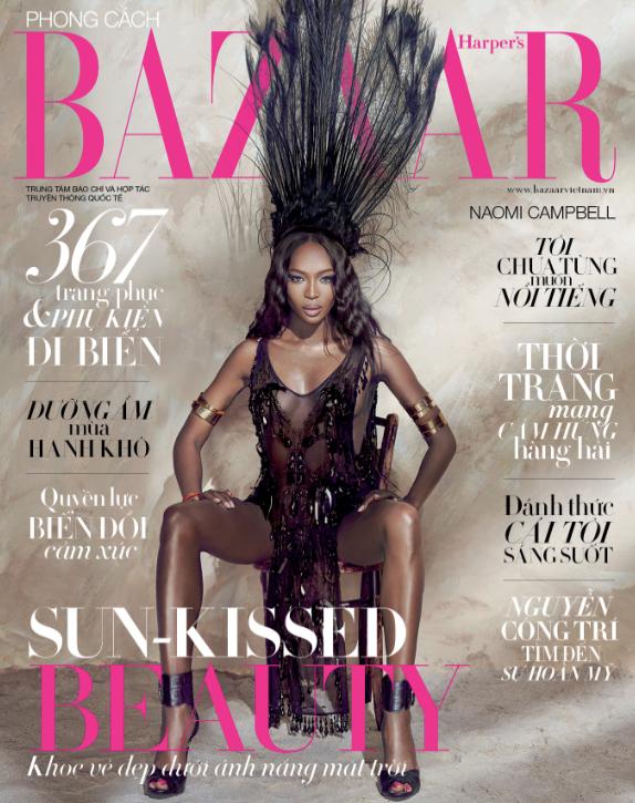 Queen- Harper's Bazaar vietnam