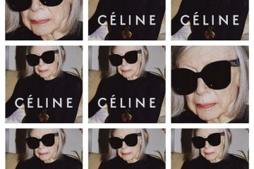 #Celine #Joan Didion #Fashion