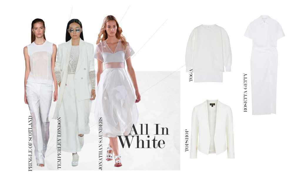ALL IN WHITE