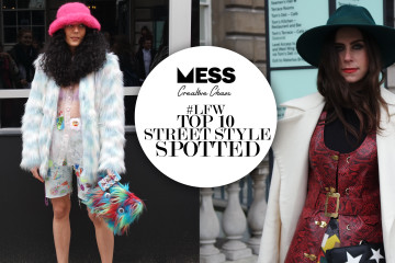 TOP 10 STREET STYLE