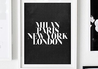 milan paris ny london