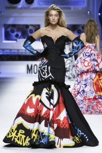Moschino Fall Winter 2015 Ready to Wear Collection in Milan