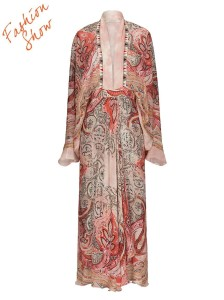 Etro maxi dress