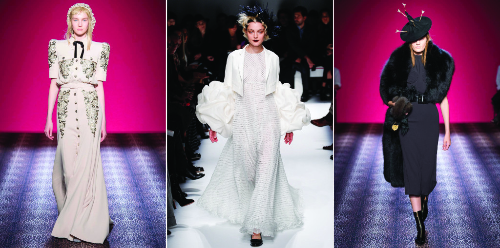 The Modern Schiaparelli - House of Schiaparelli Fall & Spring 2014 Couture Collections