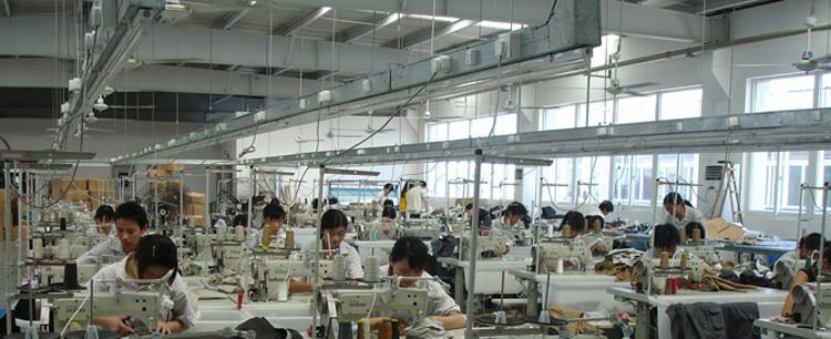 ChineseGarmentFactory