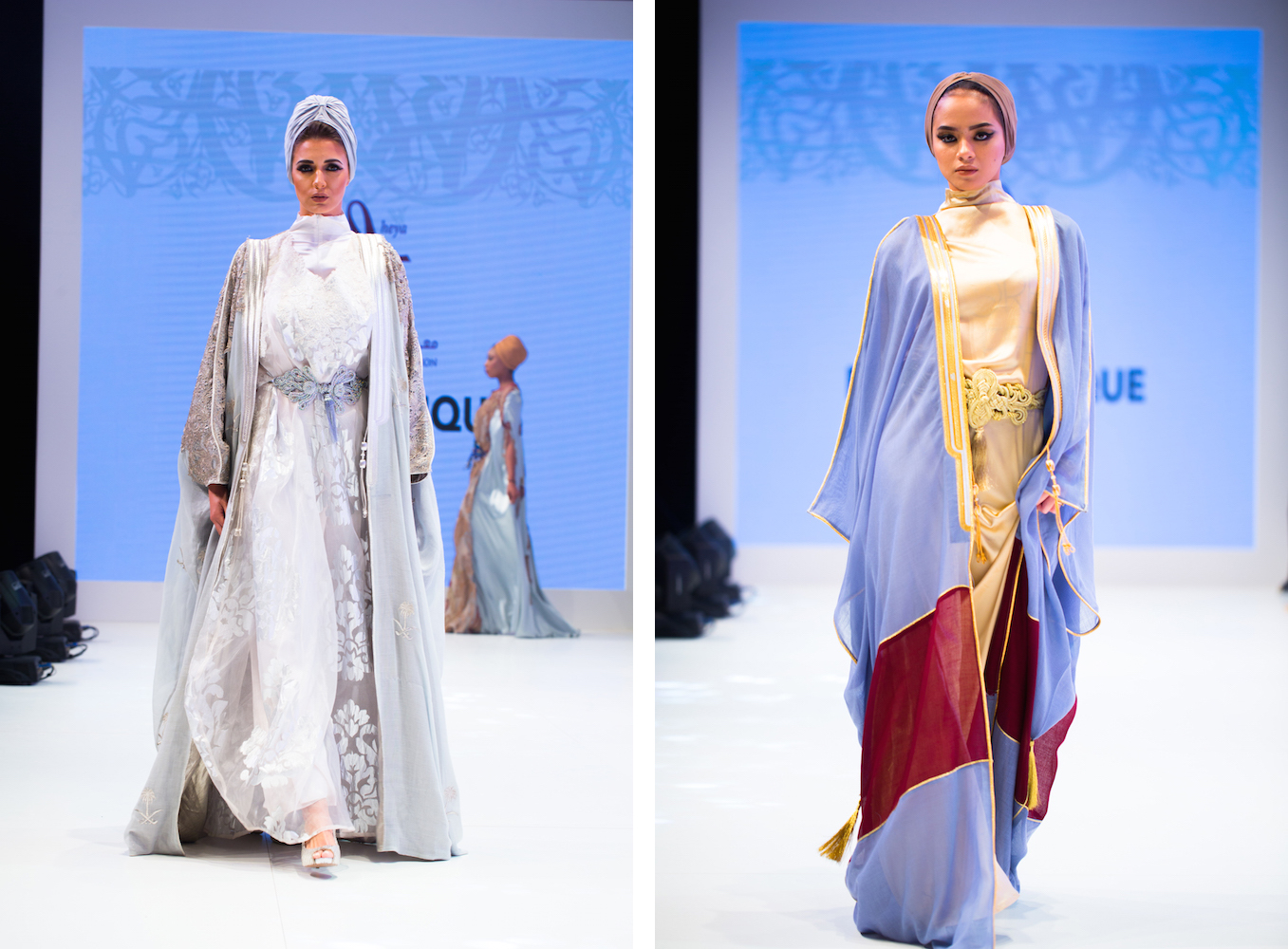 7th Heya Arabian Fashion Exhibition,  June 2015