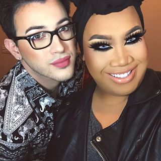 Credit - Patrick Starrr and Manny MUA