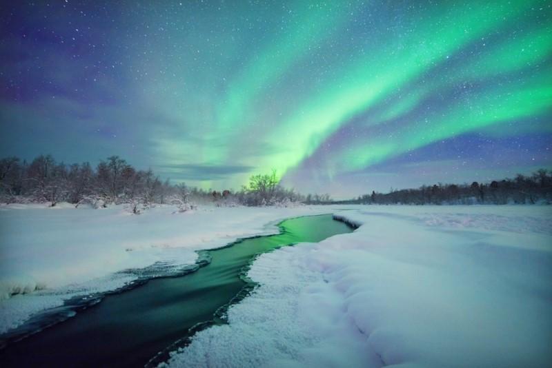 Nikkaluokta - Sweden