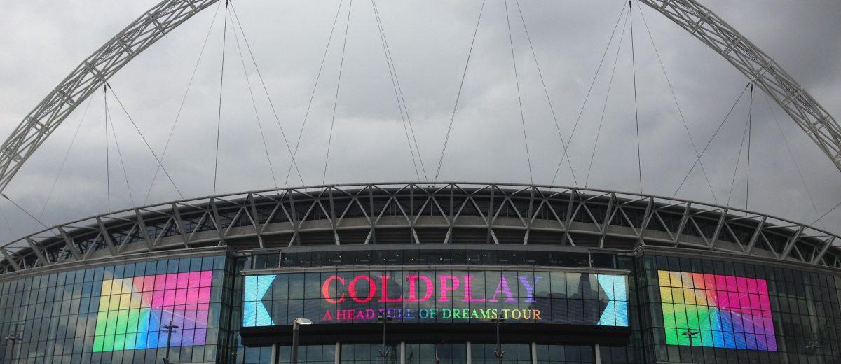 Wembley Entrance