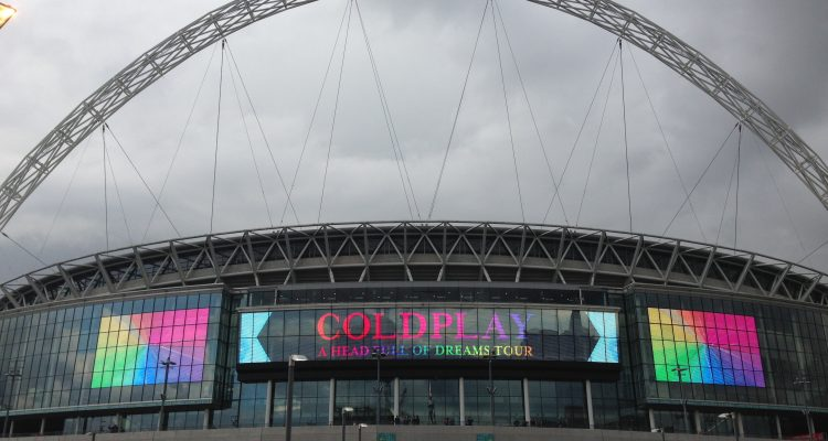 Wembley Entrance