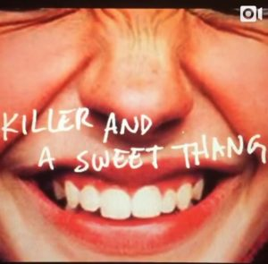 Video Screen shot from killerandasweetthang instagram