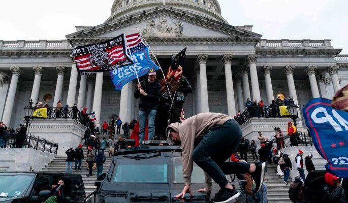 Alex Edelman/AFP via Getty Images