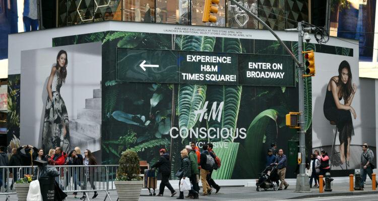 greenwashing article about fashion